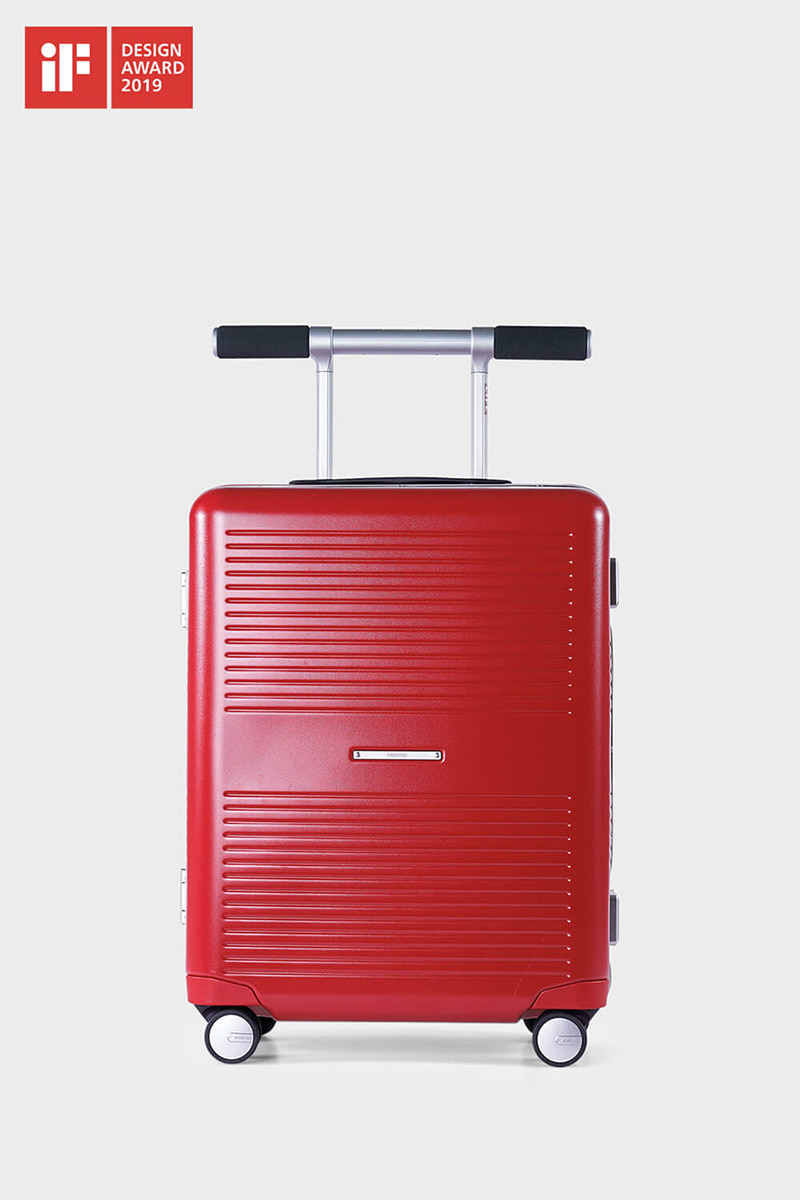 LIFExR TRUNK HARDSHELL 37L_RED