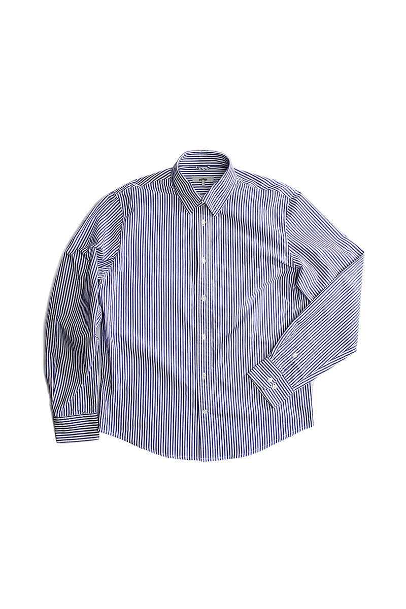DICKIE BLUE STRIPE SHIRTS