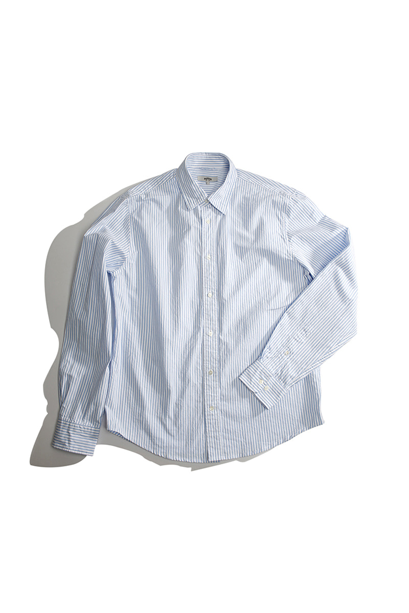 DICKIE SKYBLUE STRIPE SHIRTS