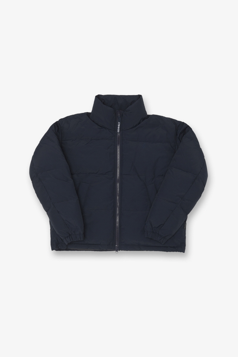 SHORT DOWN JACKET NAVY