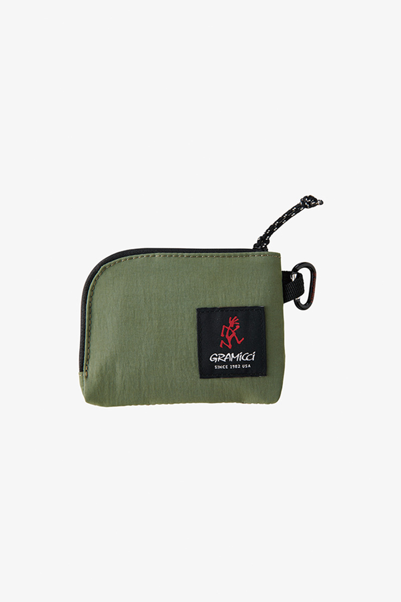 COIN CASE OLIVE