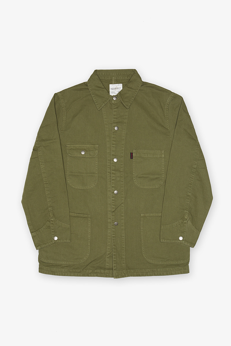 COVER ALL JACKET OLIVE