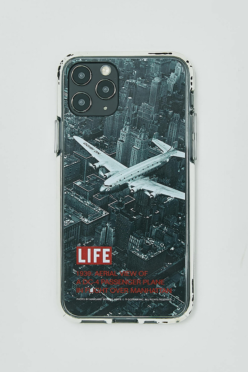 LIFE FLIGHT GEL HARD PHONE CASE