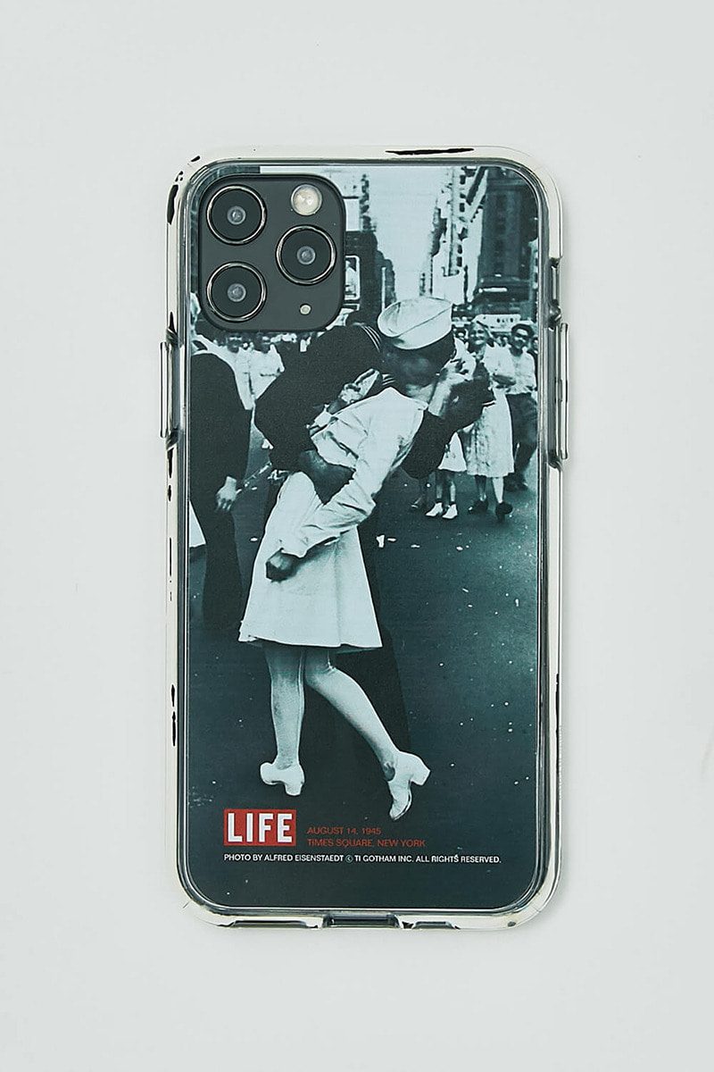 LIFE MARINES KISS GEL HARD PHONE CASE
