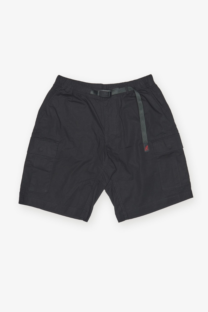 WEATHER CARGO SHORTS BLACK