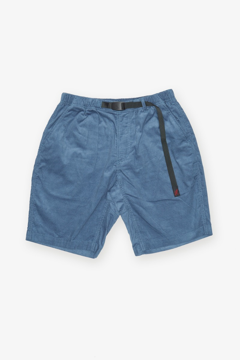 SUMMER CORDUROY ST-SHORTS BLUE