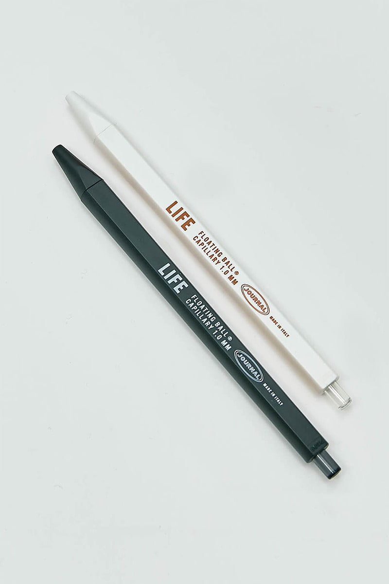 LIFE LOGO BALL PEN